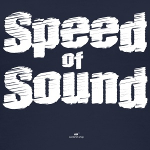 Speed of Sound - Frauen Bio Tank Top