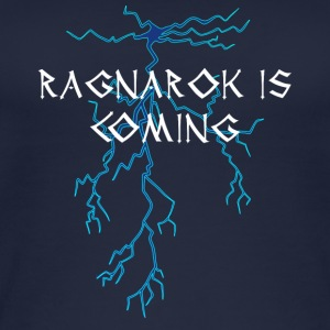 Wikinger: Ragnarok Is Coming - Frauen Bio Tank Top