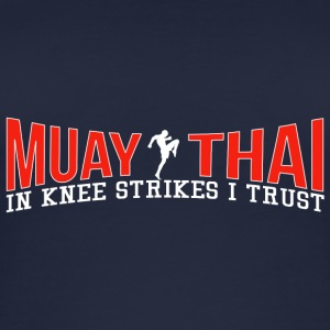 Muay Thai - Øko tank top til damer