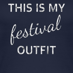 Outfit festival - Women's Organic Tank Top