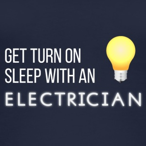 Electricians: Get turn on sleep with at Electrician - Women's Organic Tank Top