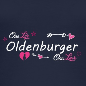 Oldenburg - Top da donna ecologico