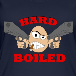 Hard Boiled (Colour) - Women's Organic Tank Top