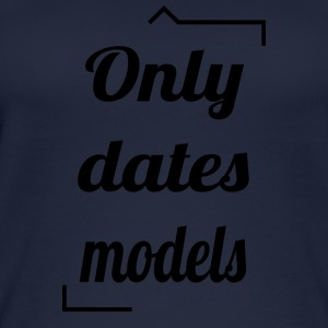 Only Dates Models - Frauen Bio Tank Top