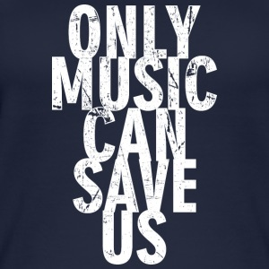 Music can Save Us - Women's Organic Tank Top