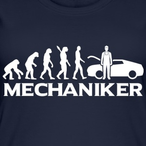 Evolution mechanic mechanic wt - Women's Organic Tank Top