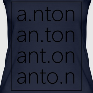 Anton Fashion - Øko tank top til damer