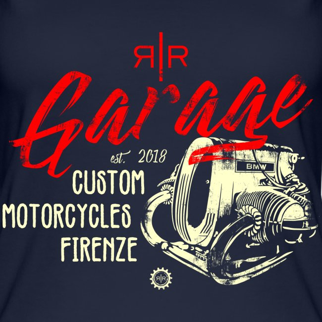 RR Garage Custom Motorcycles