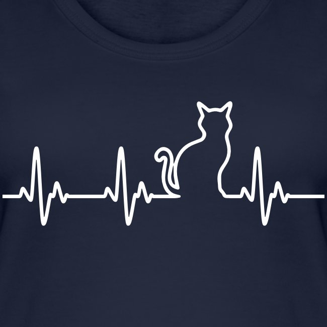 Vorschau: Ein Herz für Katzen - Frauen Bio Tank Top von Stanley & Stella