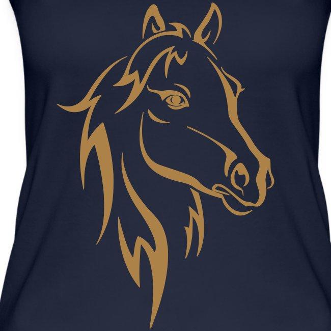Vorschau: Horse - Frauen Bio Tank Top von Stanley & Stella