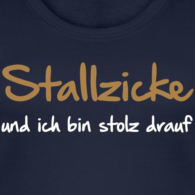 Vorschau: Stallzicke - Frauen Bio Tank Top von Stanley & Stella