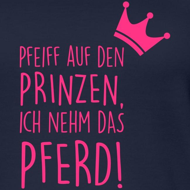 Vorschau: Pfeiff auf den Prinzen - Frauen Bio Tank Top von Stanley & Stella