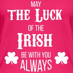 Luck of the Irish - Women's Organic Tank Top