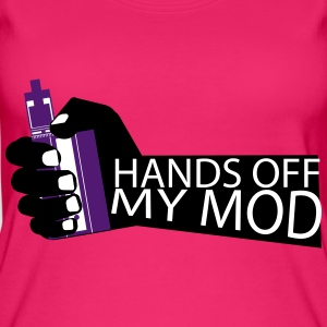 Hands Off - My Mod - Vaper Shirt - Øko tank top til damer