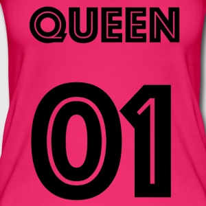 Queen Limited Perfection SMK - Frauen Bio Tank Top