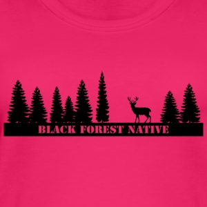 Black Forest Native - Frauen Bio Tank Top