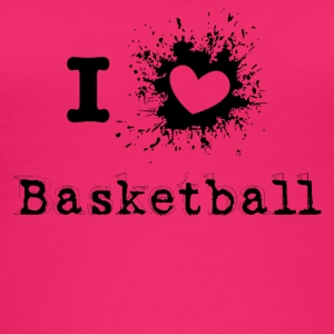 ILove Basketball - Women's Organic Tank Top