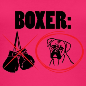 Dog / Boxer: Boxer - Women's Organic Tank Top