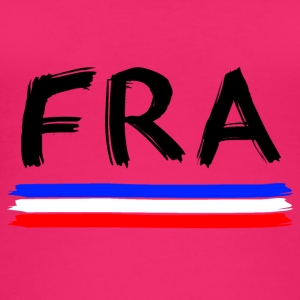 France - Frauen Bio Tank Top