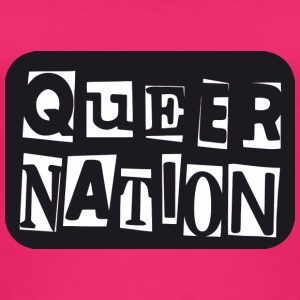 Queer Nation - Women's Organic Tank Top