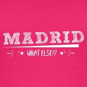 City! Love! Madrid! Spain! - Women's Organic Tank Top
