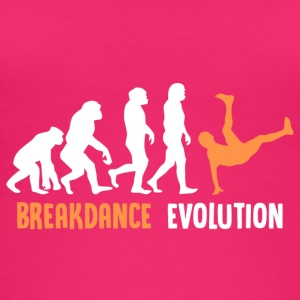 ++Breakdance Evolution++ - Frauen Bio Tank Top