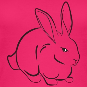 rabbit124 - Women's Organic Tank Top