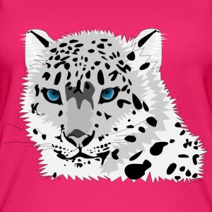 snow leopard - Women's Organic Tank Top