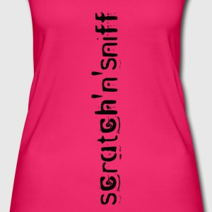 Scratch'n'sniff - Frauen Bio Tank Top