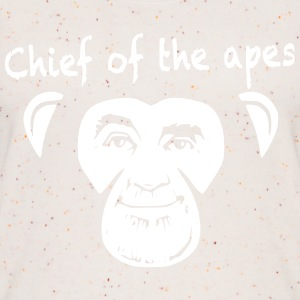 Chief of the apes - Women's Organic Tank Top