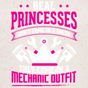 REAL PRINCESSES mechanic - Women's Organic Tank Top