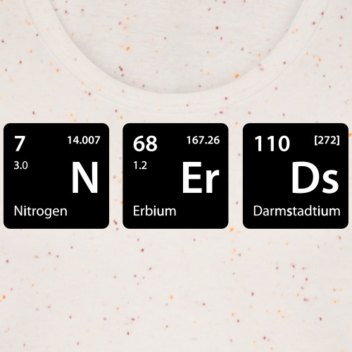Element Nerds - Frauen Bio Tank Top von Stanley & Stella