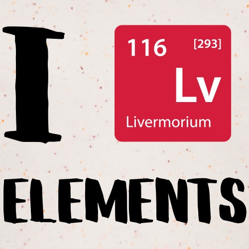 I love Elements - Frauen Bio Tank Top von Stanley & Stella