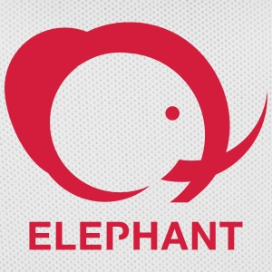 elephant logo - Men's Basketball Jersey