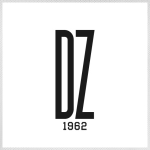 Black Logo DZ 1962 - Mannen basketbal shirt