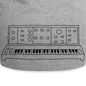 analog synthesizer - Jersey Beanie