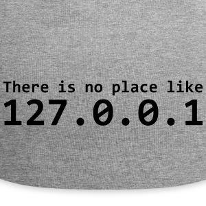There is no place like 127.0.0.1 - Jersey Beanie