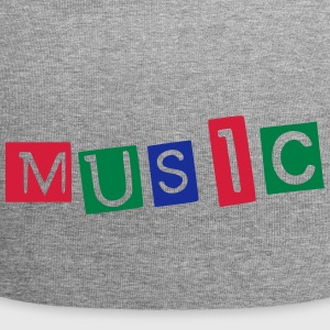 Music Kids Design - Jersey-Beanie