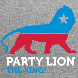 Political Party Animals: Lion - Jersey Beanie