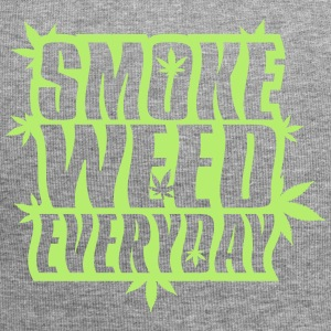 SMOKE_WEED_EVERYDAY - Bonnet en jersey
