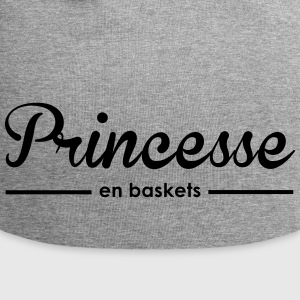 Princesse en baskets - Bonnet en jersey