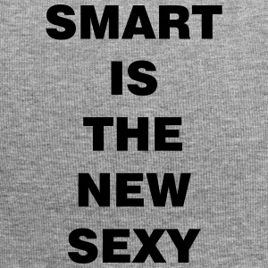 smart is the new sexy - Jersey-Beanie