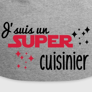 I'm a great cook - chef kitchen cooking - Jersey Beanie