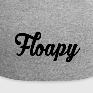 Floapy - T-shirt (Male) (White) - Jersey-Beanie