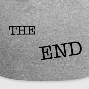 the end - Bonnet en jersey