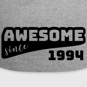 Awesome siden 1994 / Birthday-Shirt - Jersey-beanie