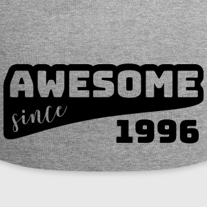 Awesome siden 1996 / Birthday-Shirt - Jersey-beanie