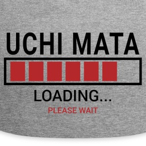 Uchi Mata loading ... attendere prego - Beanie in jersey