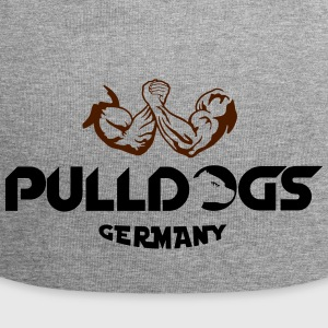 Pulldogs Germany Logo Neon Collection - Jersey-Beanie