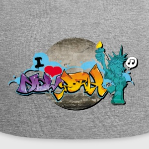 new_york_graffiti_001 - Bonnet en jersey
